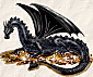 Little Black Dragon logo