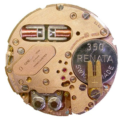 9162 (dial side) view.