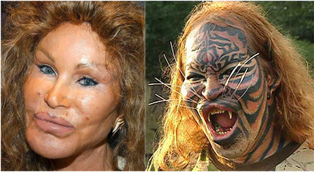 Man Who Had Plastic Surgery To Look Like A Cat