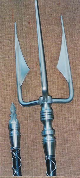 Medieval Arms And Armour Battle Axes Spears And Maces