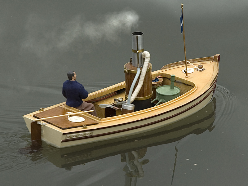 Steam launch boat plans | Download