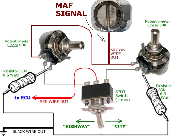 Gas Saving Techniques_img_78 water4gas book2 17 Mass Air Flow Sensor Diagram at mifinder.co