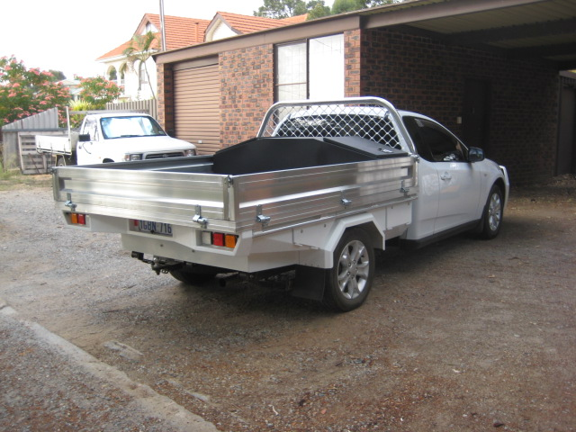 FG ICC Swap       and my ute - Australian Ford Forums