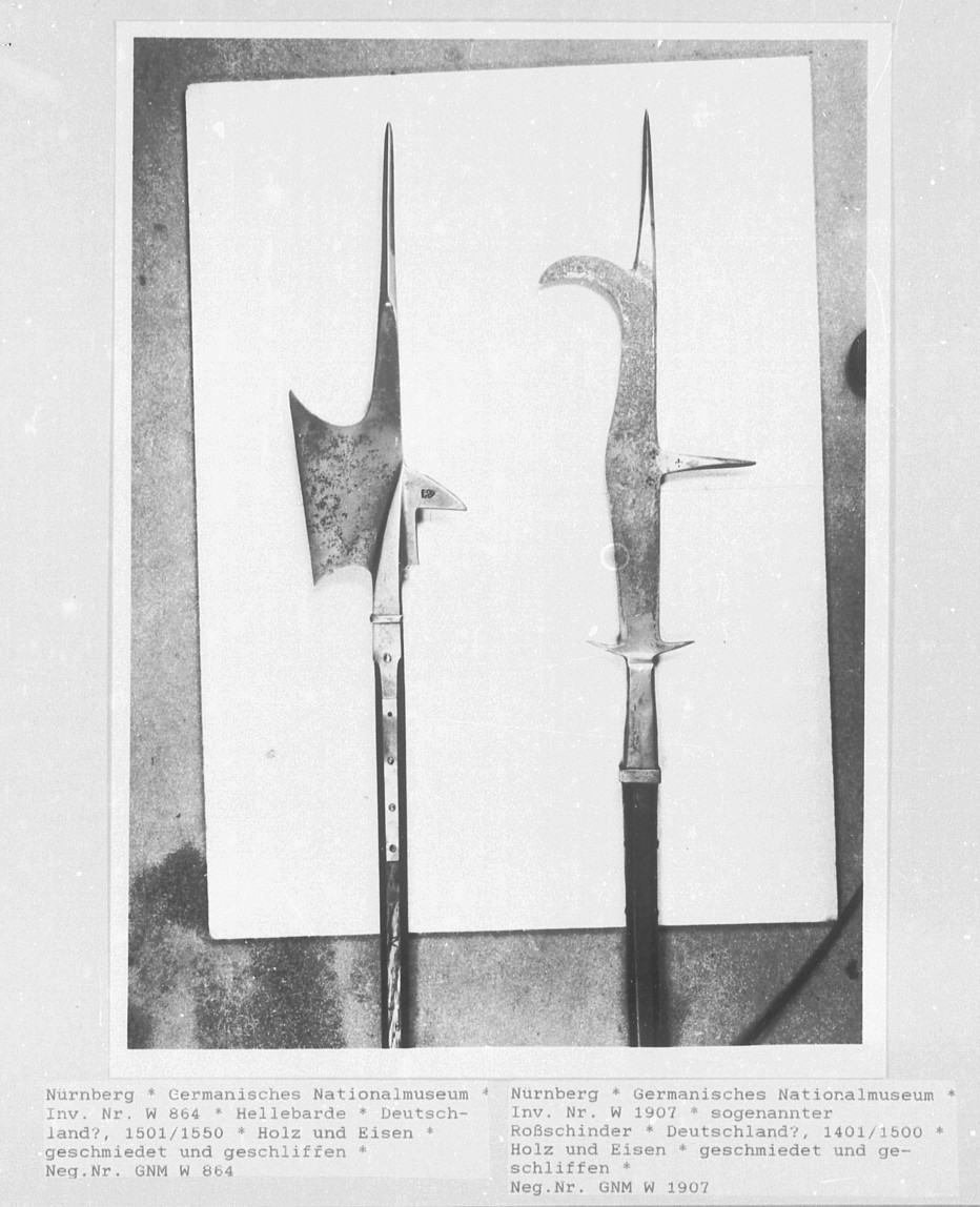 15th Century Polearms