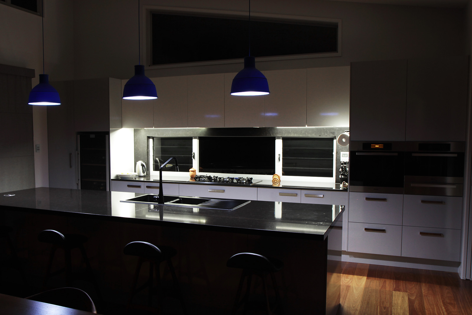 Is a FIXED window in the kitchen practical?